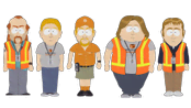 Amazon Workers - South Park