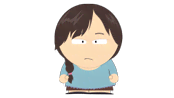 Asian Girl no.5 - South Park
