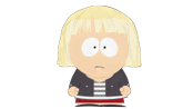 Blonde Girl - South Park