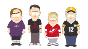 Broadway Bros - South Park