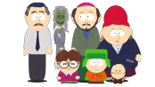 Broflovski Family - South Park