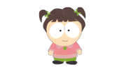 Brown-Haired Pigtail Girl