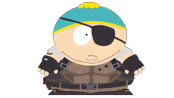 Cartman Video Game Character - South Park