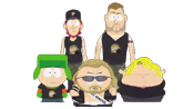 Dawg's Crew - South Park