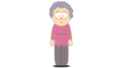 Elderly Woman (The Super Best Friends)
