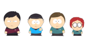 Federation Kids - South Park