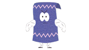 Gary the Evil Towel (GS-401)
