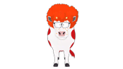 Ginger Cow (character)