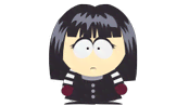 Goth Girl - Goobacks - South Park