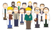 Government Scientists - South Park