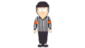 Ice Hockey Referee (Stanley's Cup)