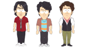 Jonas Brothers - South Park