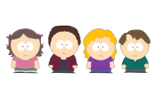 Mall Kids - South Park