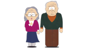 Mr. and Mrs. Garrison