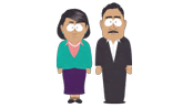 Mr. and Mrs. Hakeem - South Park