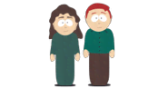Mr. and Mrs. Turner (Mr. Hankey's Christmas Classics) - South Park