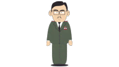 Mr. Hirohito President of Chinpoko Toy Corporation