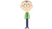 Mr. Mackey - South Park