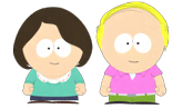 Nancy and Boyfriend - South Park