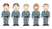 Naval Carrier Officers
