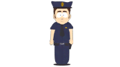 Officer Stevens - South Park