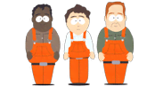 Plumbers (The Death Of Eric Cartman) - South Park
