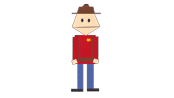 Rick the Mountie - South Park