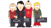 Sanctified - South Park