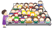 South Park Children's Choir (The City Part of Town)