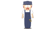 South Park Express Clerk