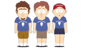 Special Olympics Volunteers (Up The Down Steroid) - South Park