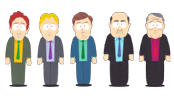 TV/Movie Executives - South Park