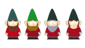 Underpants Gnomes - South Park