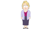 Vice Principal Strong Woman - South Park