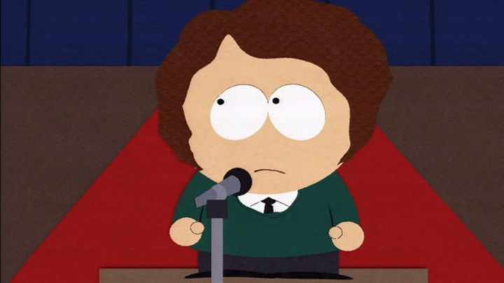 15th Annual South Park Spelling Bee Finals (Season 3 - episode 13 - Starvin' Marvin in Space)