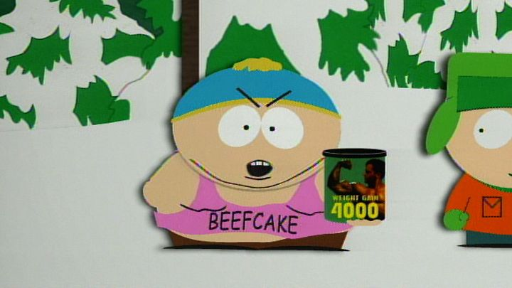 94 Pound Beefcake - Season 1 Episode 2 - South Park
