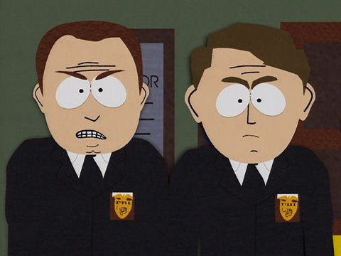 A HATE CRIME (Season 4 - episode 1 - Cartman's Silly Hate Crime)