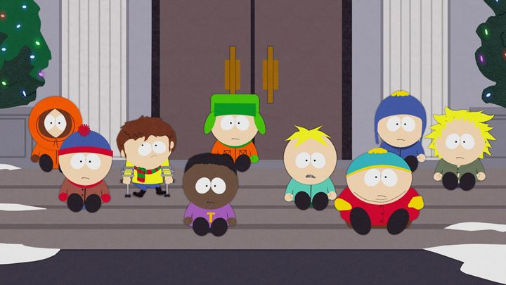 A Little Too Much Holiday Spirit - Season 23 Episode 10 - South Park