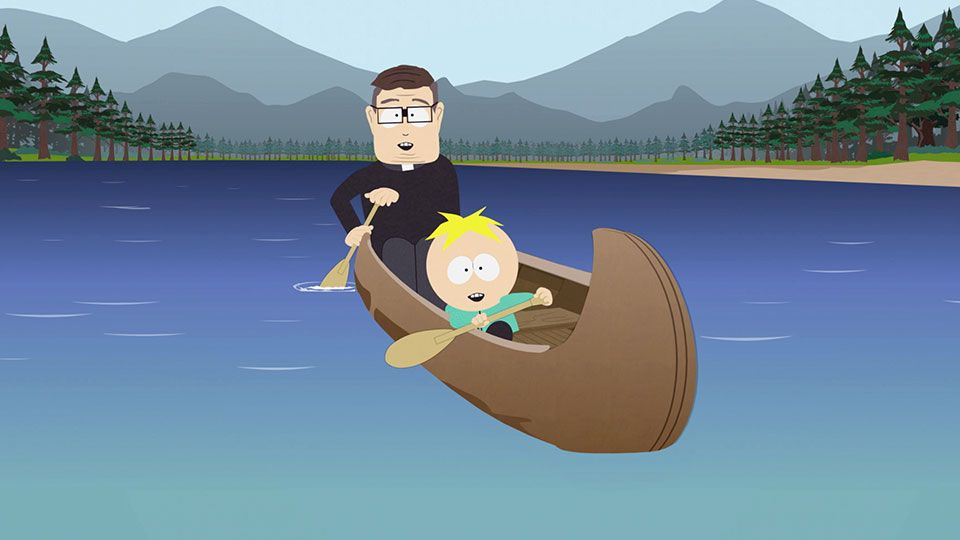A Nice Way to Spend a Sunday - Season 22 Episode 2 - South Park