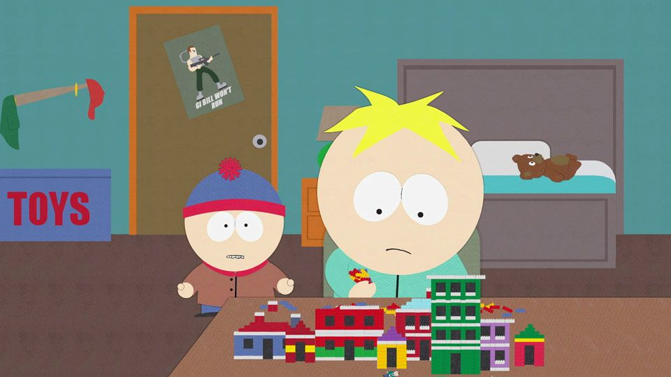 A Plea to Butters (Season 8 - episode 5 - You Got F'ed in the A)
