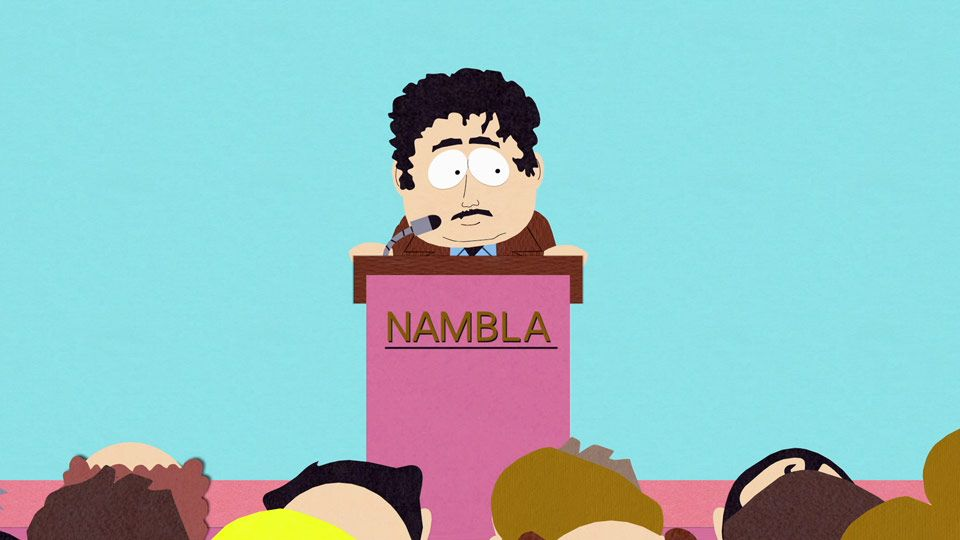 A Poster Child (Season 4 - episode 6 - Cartman Joins NAMBLA)