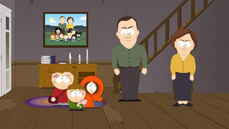 A Strict Agnostic Household - Seizoen 15 Aflevering 14 - South Park