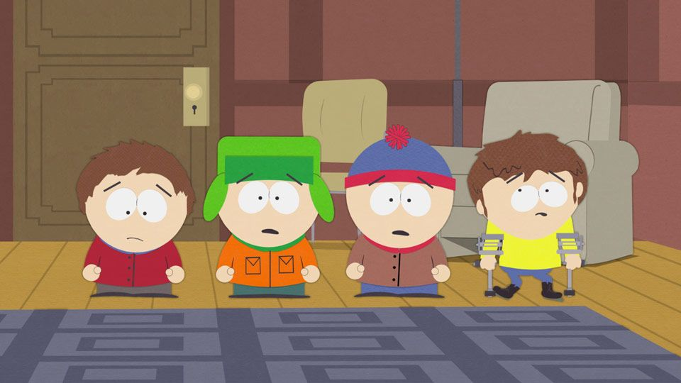 A Sueance? - Seizoen 16 Aflevering 1 - South Park
