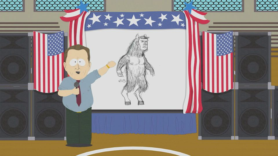 Manbearpig - Season 10 Episode 6 - South Park