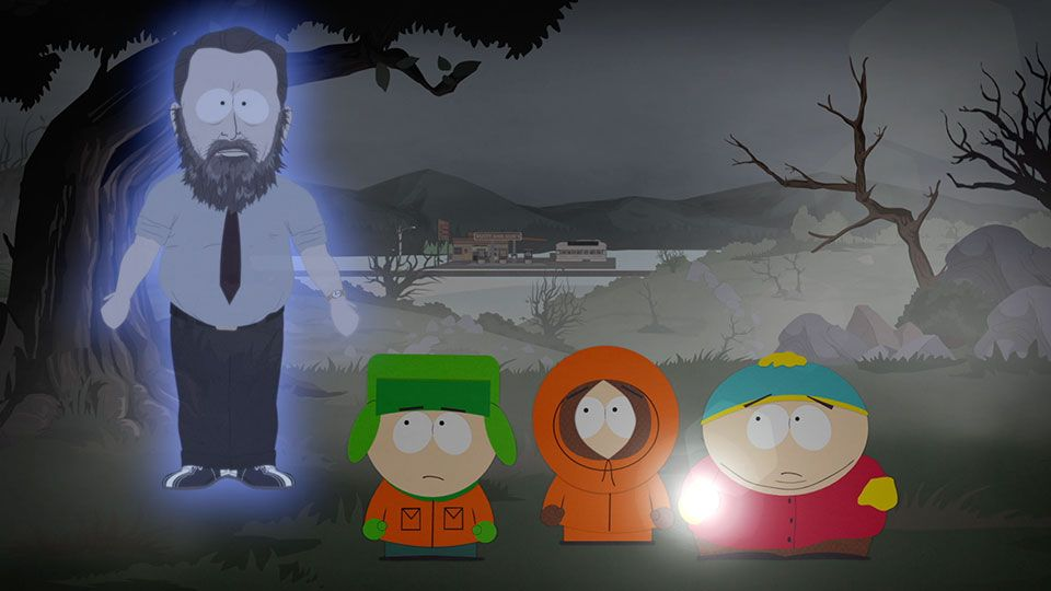 Al Gore Isn't Dead - Seizoen 22 Aflevering 7 - South Park