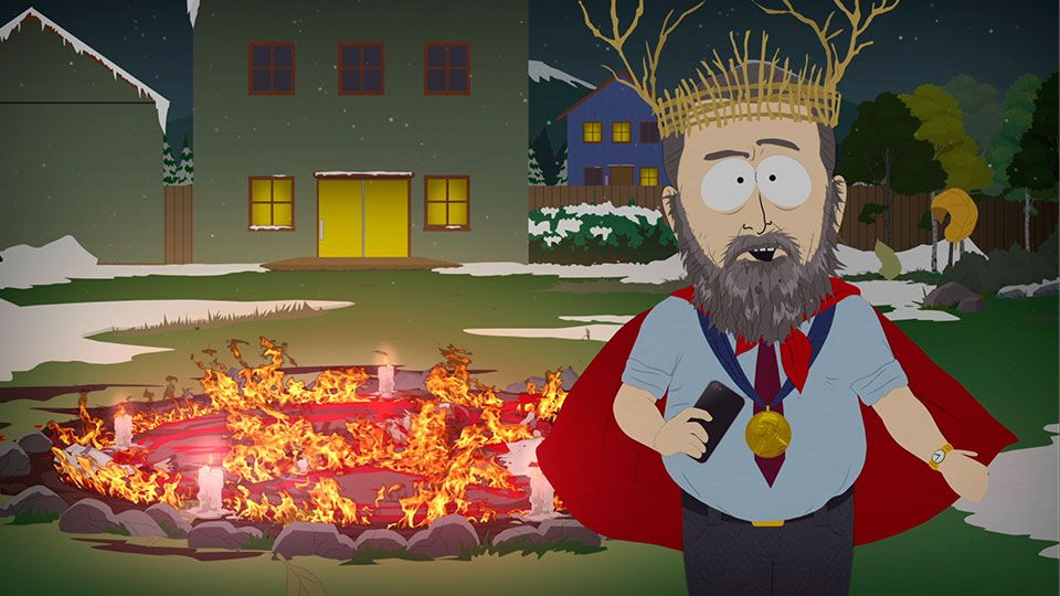 Al Gore Was Right - Seizoen 22 Aflevering 6 - South Park