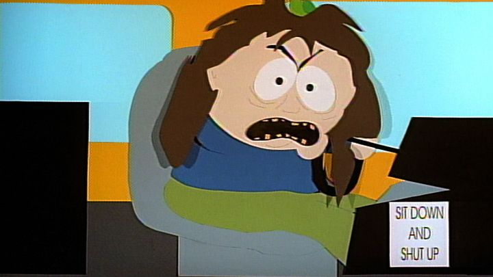 Alien Abduction (Season 1 - episode 1 - Cartman Gets an Anal Probe)