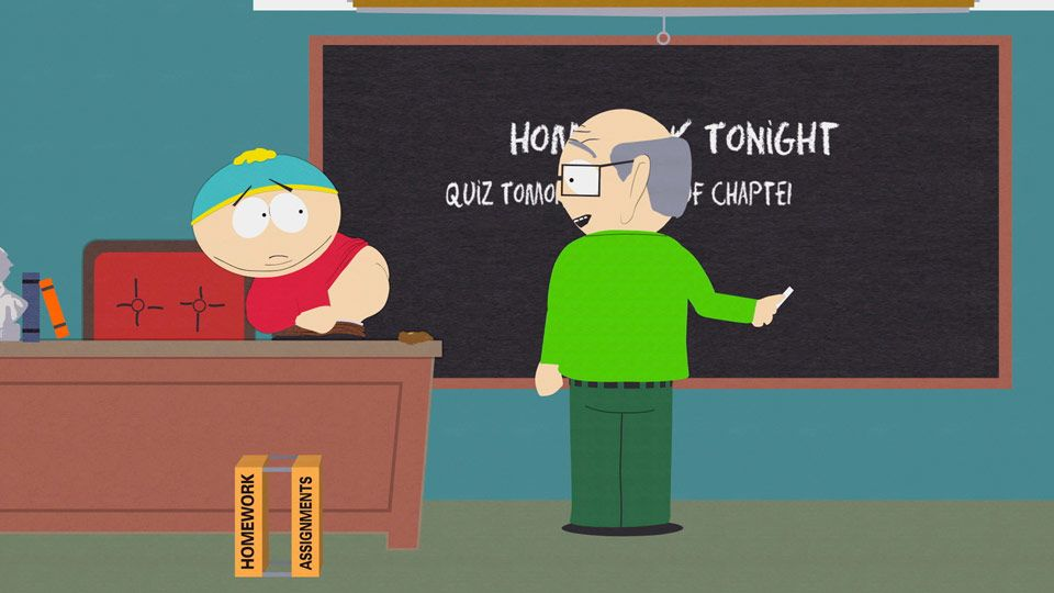 Almost Time - Season 12 Episode 9 - South Park