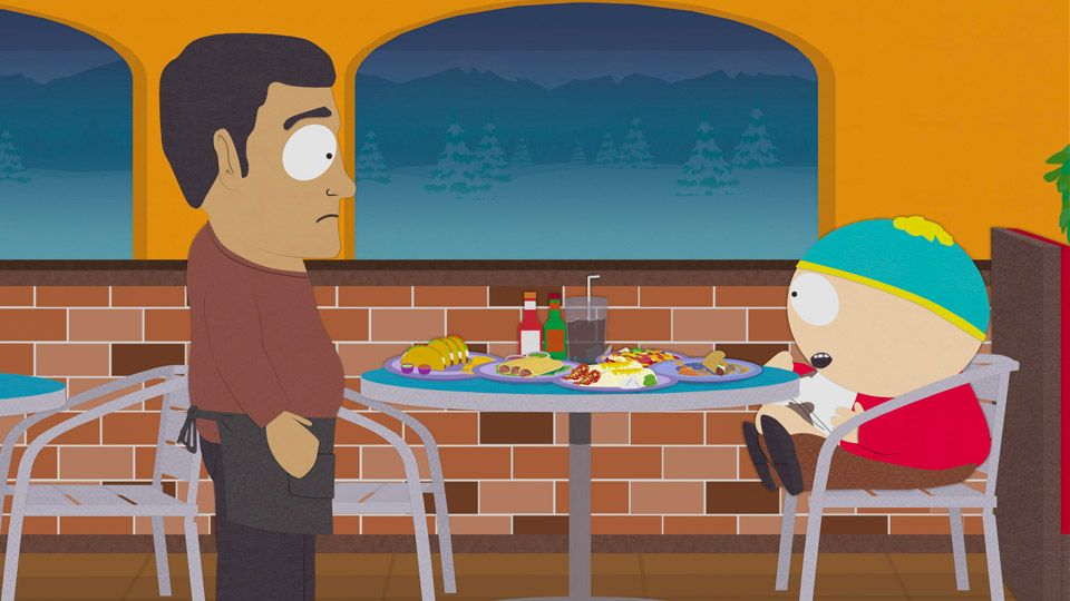 You're Not Yelping - Season 19 Episode 4 - South Park
