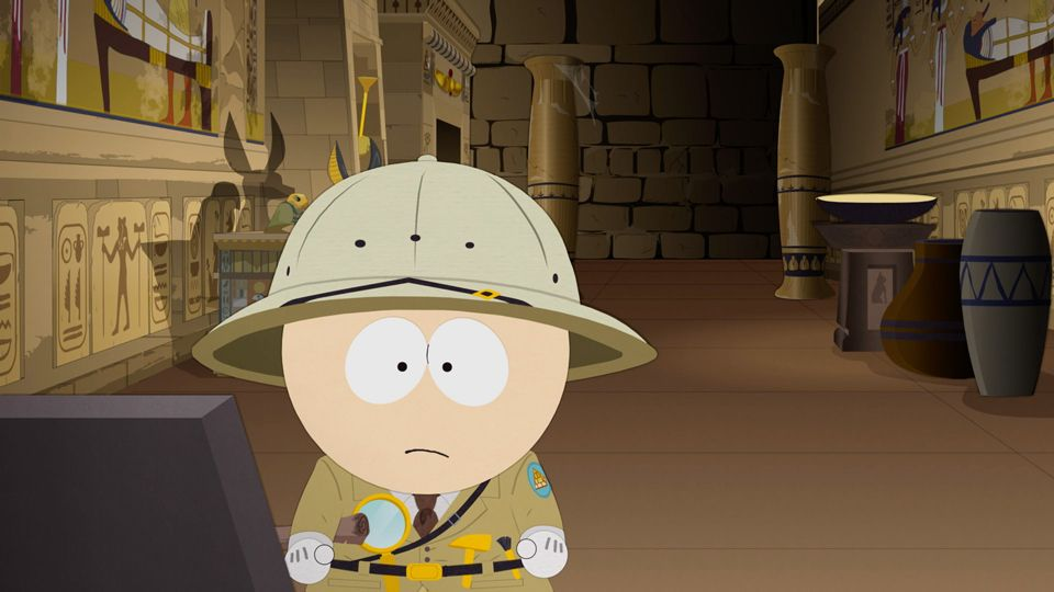 Archaeologist Butters - Seizoen 23 Aflevering 5 - South Park